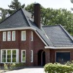 Jaren 30 villa Maximalaan Voorzijde