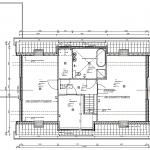 Plattegrond bungalow Dahlialaan 2