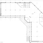 Bestaande Plattegrond De Linde verdieping 1